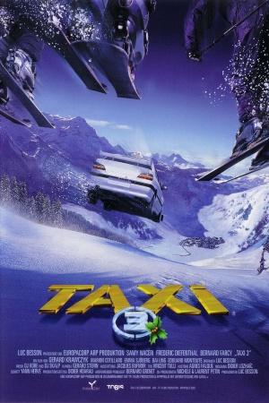 Taxi 3 1000x1500
