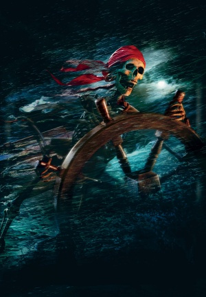 Pirates of the Caribbean: The Curse of the Black Pearl 3404x4900