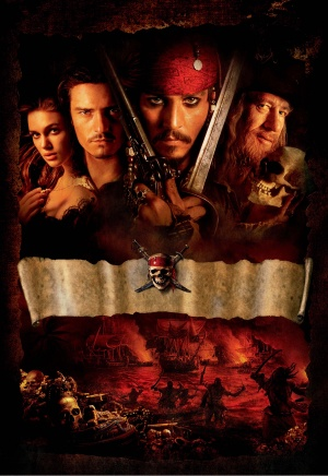 Pirates of the Caribbean: The Curse of the Black Pearl 3369x4900
