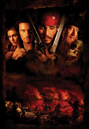 Pirates of the Caribbean: The Curse of the Black Pearl 3165x4572