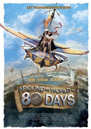Around the World in 80 Days 724x1024