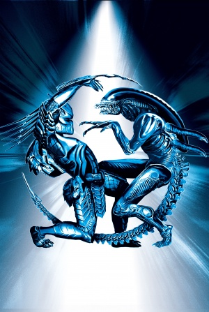 AVP: Alien Vs. Predator Key art