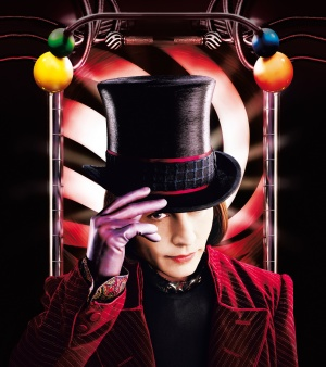 Charlie and the Chocolate Factory 2064x2325