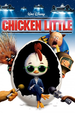 Chicken Little 2000x3000
