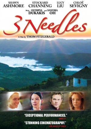 3 Needles Dvd cover