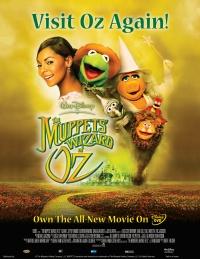 Muppets: Der Zauberer von Oz poster