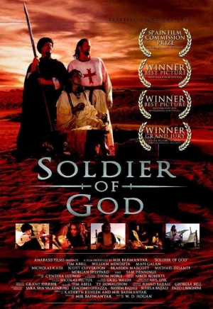 Soldier of God 704x1024