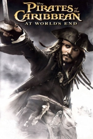 Pirates of the Caribbean: At World's End 2175x3240