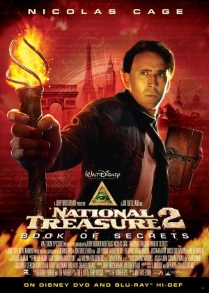 National Treasure: Book of Secrets 3562x5000