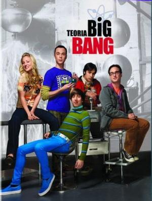 The Big Bang Theory 543x718