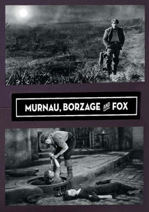 Murnau, Borzage and Fox Dvd cover