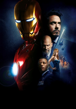Iron Man Key art
