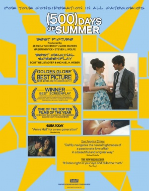 (500) Days of Summer 650x836