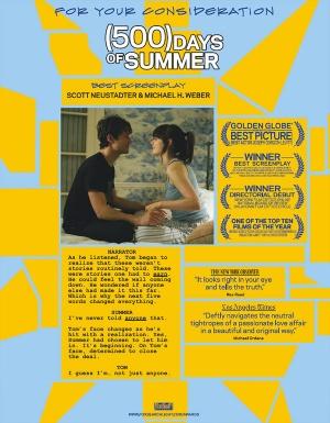 (500) Days of Summer 600x770