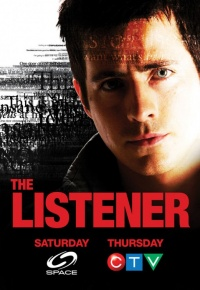 The Listener - Hellhörig poster