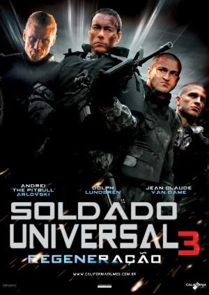 Universal Soldier: Regeneration 837x1181