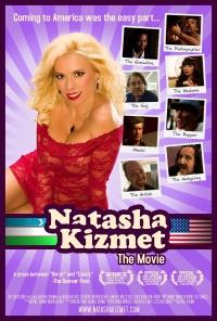 Natasha Kizmet: The Movie poster