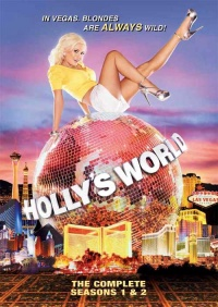 Holly's World poster