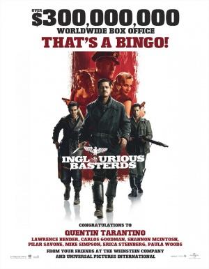Inglourious Basterds 650x836