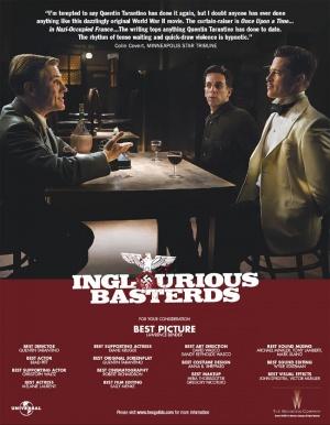 Inglourious Basterds 650x837