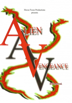 Alien Vengeance Cover