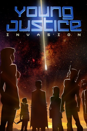 Young Justice 3333x5000