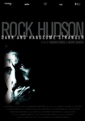 Rock Hudson: Dark and Handsome Stranger Cover