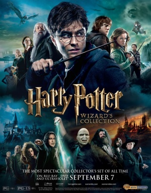 Harry Potter and the Deathly Hallows: Part 2 700x893