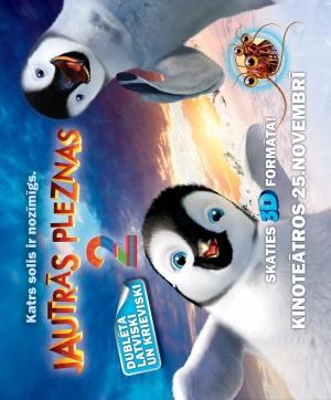 Happy Feet Two 2362x2853