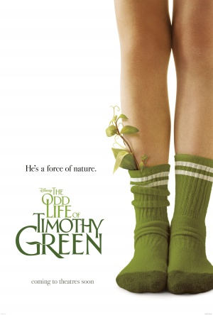 The Odd Life of Timothy Green 2700x4000