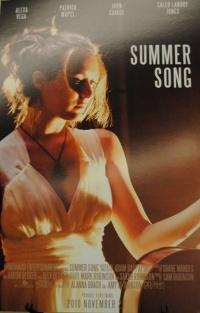Summer Song poster