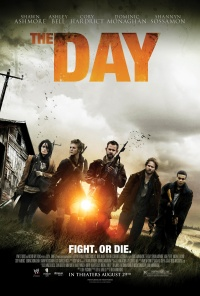 The Day - Fight. Or Die. poster