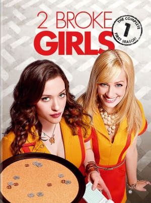 2 Broke Girls 1584x2128