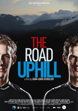 The Road Uphill Poster