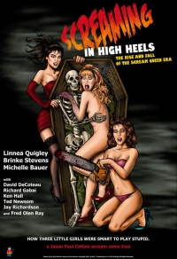 Screaming in High Heels: The Rise & Fall of the Scream Queen Era poster