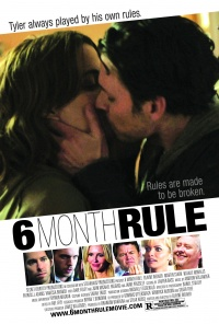 6 Month Rule poster