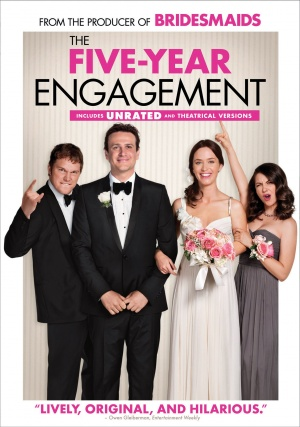 The Five-Year Engagement 1284x1829