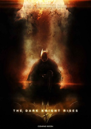 The Dark Knight Rises 562x797