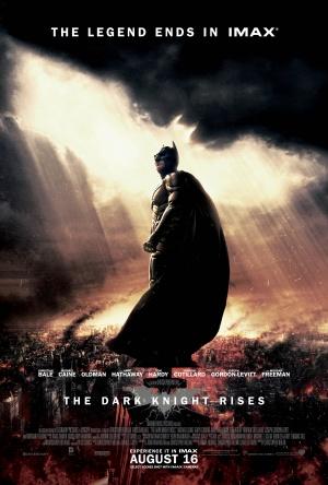 Batman: El caballero de la noche asciende 3375x5000
