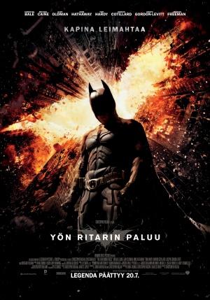 Batman: El caballero de la noche asciende 1984x2835