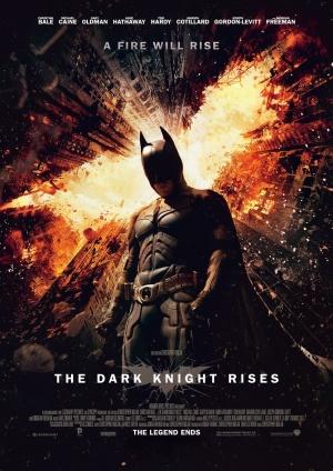Batman: El caballero de la noche asciende 1131x1600