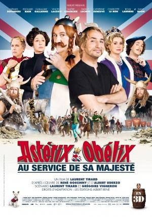 Asterix & Obelix - Im Auftrag Ihrer Majestät 3515x5000