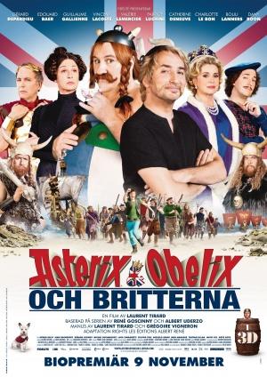 Asterix & Obelix - Im Auftrag Ihrer Majestät 2480x3508