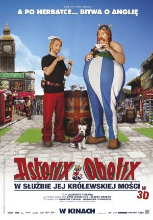 Asterix & Obelix - Im Auftrag Ihrer Majestät 3213x4630