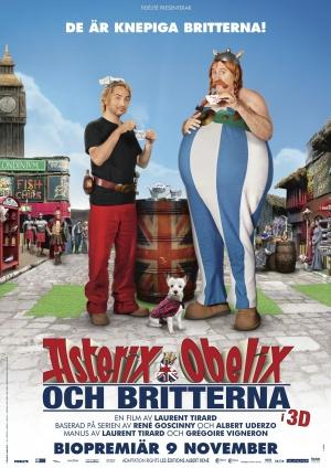 Asterix & Obelix - Im Auftrag Ihrer Majestät 1240x1754