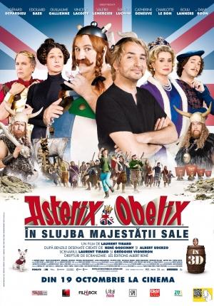 Asterix & Obelix - Im Auftrag Ihrer Majestät 1956x2806