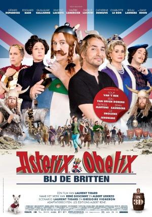 Asterix & Obelix - Im Auftrag Ihrer Majestät 3500x5000