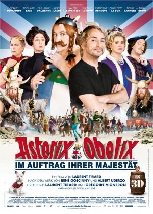 Asterix & Obelix - Im Auftrag Ihrer Majestät 998x1400
