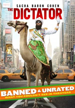 The Dictator 1498x2150