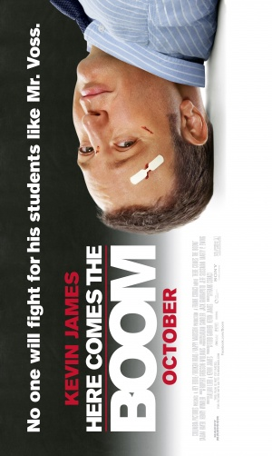 Here Comes the Boom 2990x5000